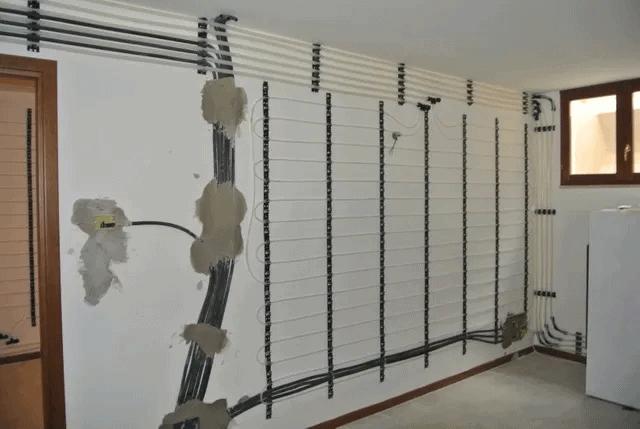 impianti termici bardani realizzazioni riscaldamento parete perugia