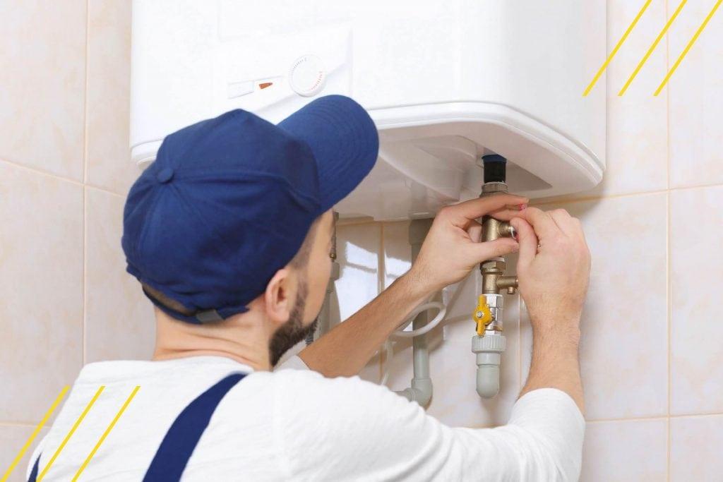 impianti termici bardani riscaldamento caldaia lavoratore