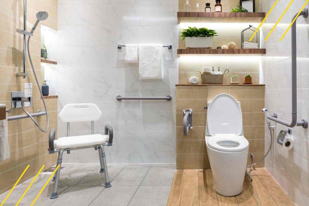 impianti termici disabili bardani speciali anziani seggiolini bagno