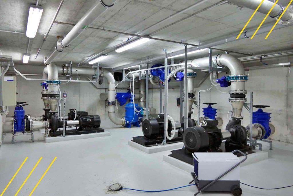 impianti termici bardani trattamento acque tubazioni perugia