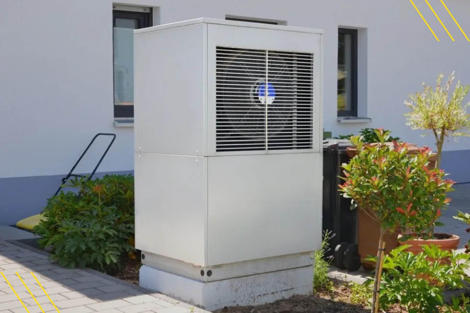 impianti termici bardani condizionatore ibridi perugia pompa