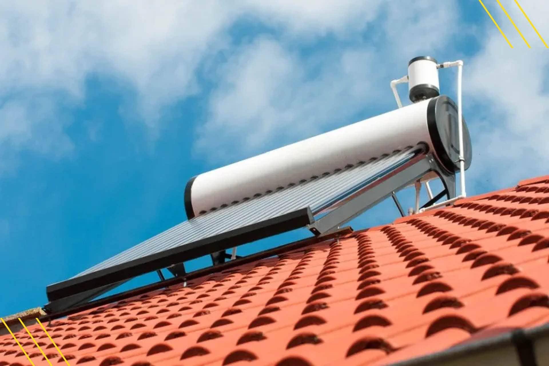 impianti termici bardani perugia tetto pannello solare