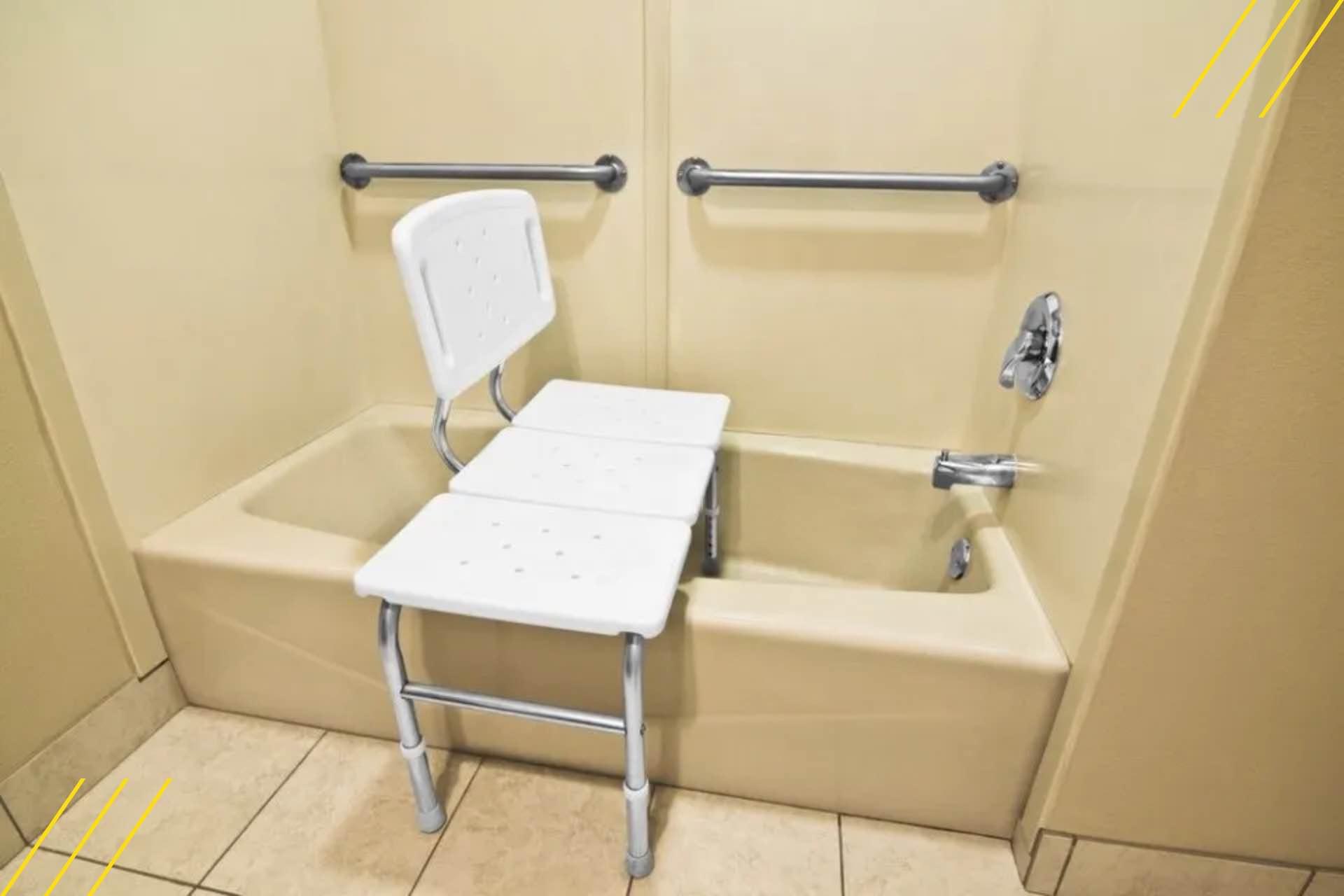 impianti termici anziani disabili seggiolini bagno