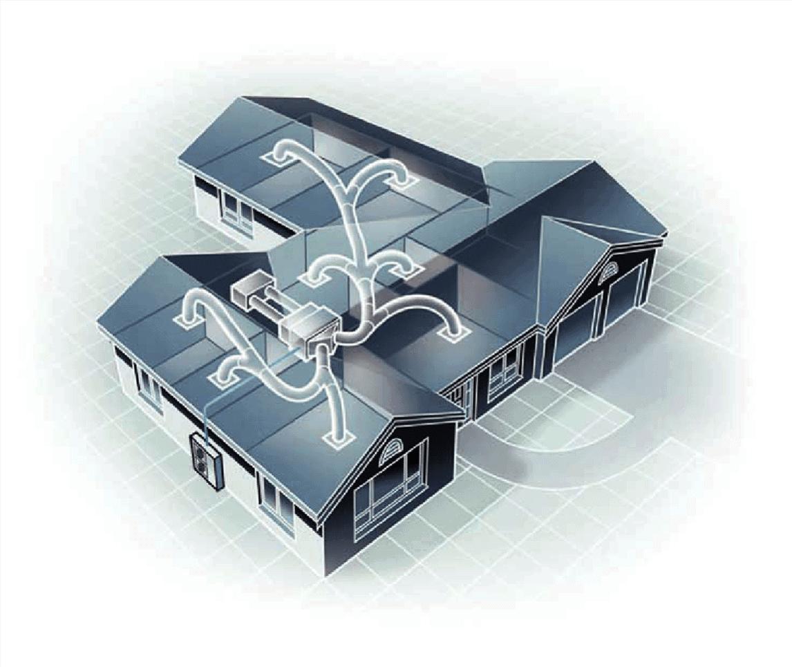 impianti termici bardani piantina casa climatizzazione